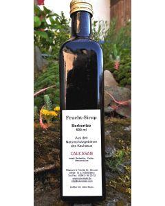 Früchte-Sirup Berberitze wild, 500ml