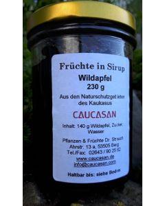Früchte in Sirup Wildapfel, 230g
