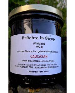 Früchte in Sirup Wildbirne, 400g