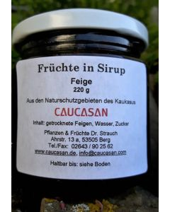 Früchte in Sirup Wildfeige, 220g