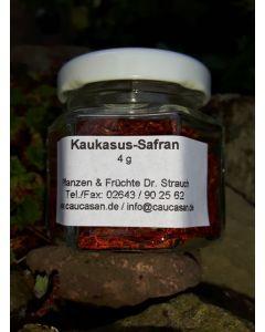 Georgische Gewürze Kaukasus Safran, 4g