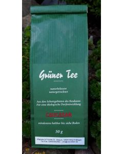 Tee Grüner Tee, 50g
