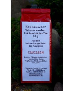 Kräuter-Früchte-Tee Kaukasischer Winterzauber, 50g