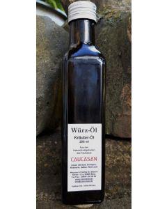 Würzöl Kräuteröl (3 Kräuter), 250ml