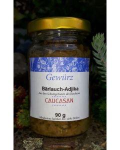 Würzpaste Bärlauch Adjika, 90g