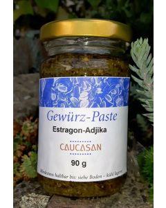 Würzpaste Estragon Adjika, 90g